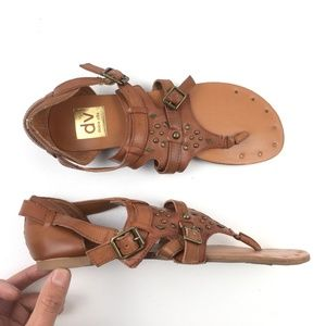 """Dolce Vita Womens """"Dease"""" Studded Sandals DR02029"""